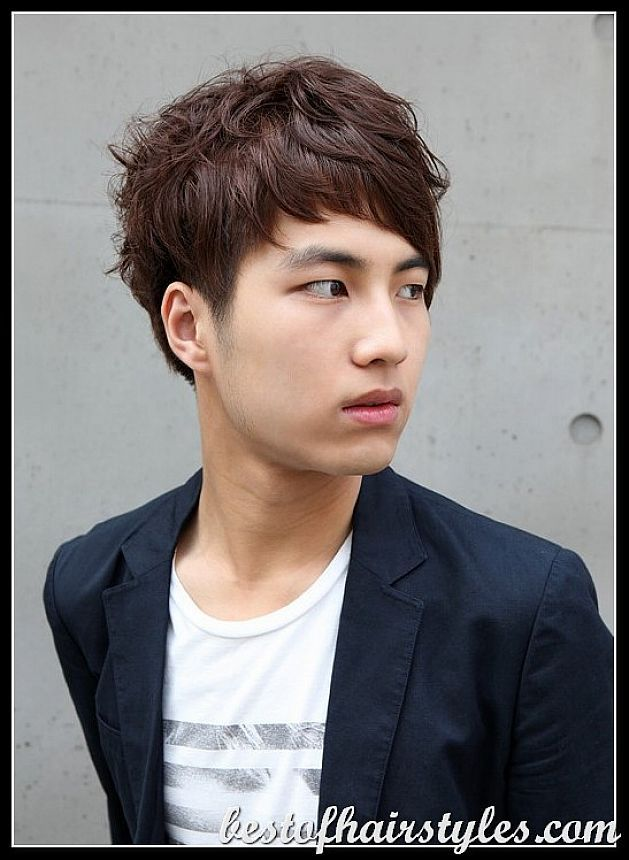 Asian Men Hairstyles Collections Short Messy Asian Men Hairstyles