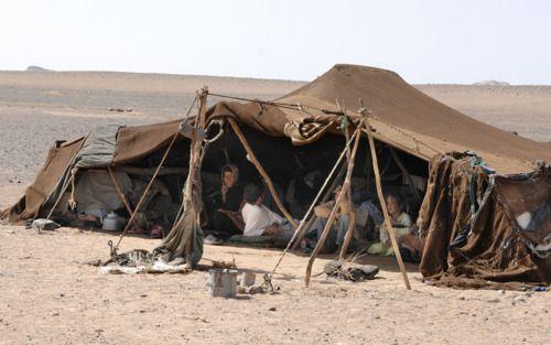 Desert Camp Bedouin Tent Tent Hammock Tent