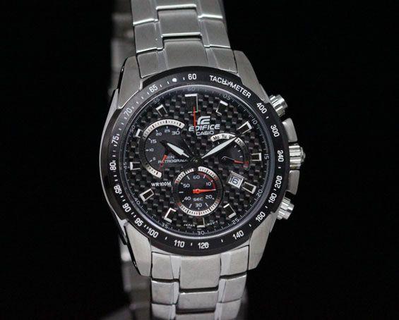 f5bfe6cfc882 Casio Edifice Stainless Steel Men s Replica Watch