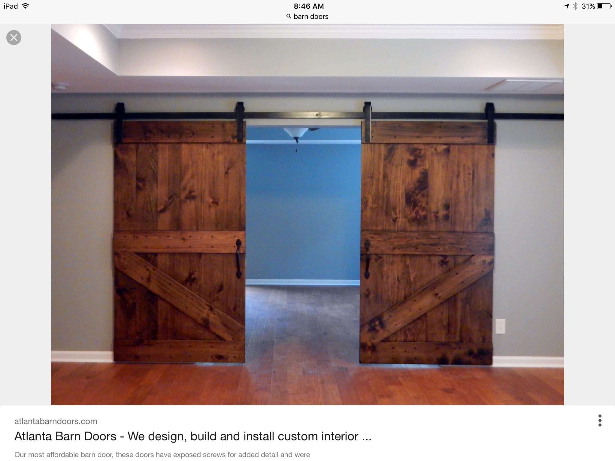 Puertas Correderas Interior Rusticas Comedor Comunicado Con La  ~ Puertas Correderas Interior Rusticas