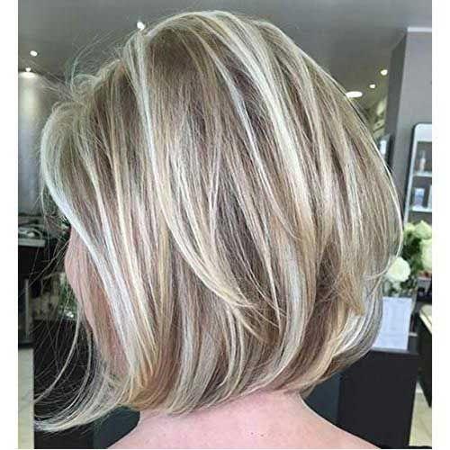 20+ Ideale Bob-Frisuren für Frauen über 50