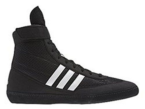 adidas Combat Speed 4 Adult Wrestling Boots, Black, UK8