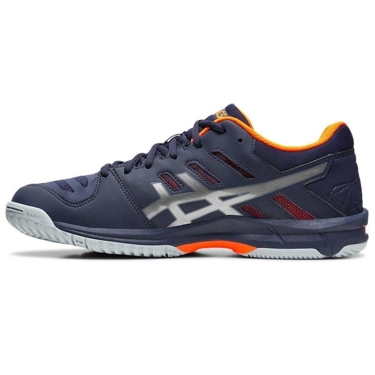Buty Do Siatkowki Asics Gel Beyond 5 M B601n 402 Granatowe Wielokolorowe Asics Asics Gel Volleyball Shoes