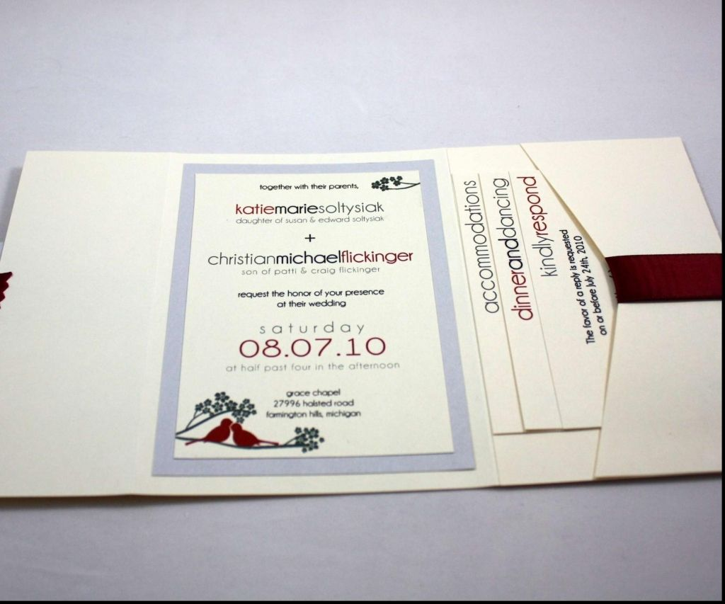 wedding invitations staples Check more image at http://bybrilliant ...