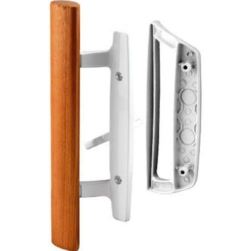 SlideCo 143532 White Sliding Patio Door Handle Set by SlideCo *** You can find out more details at the link of the image.