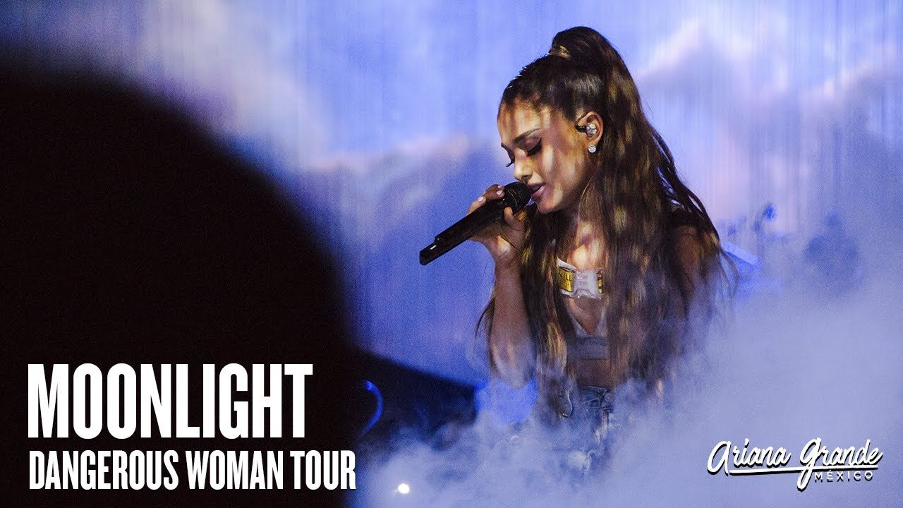 Ariana Grande - Moonlight (Live at The Dangerous Woman Tour) [American Leg]