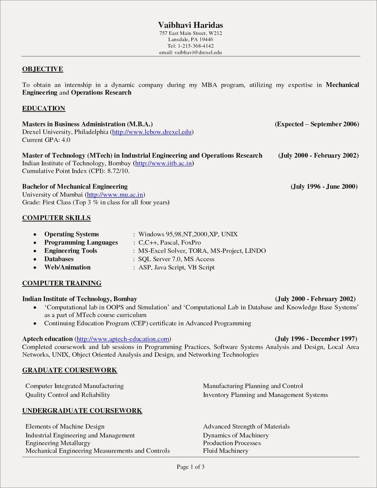 78 Best Of Photos Of Resume Objective Statement Examples