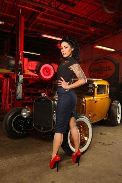 Are not amature hot rod pin up girls apologise