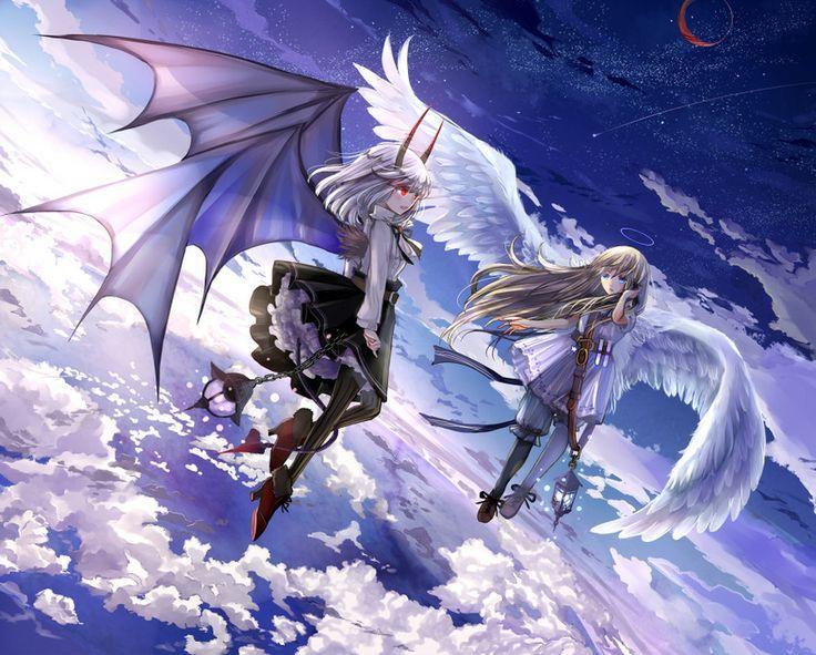 Engel Und Teufel Anime