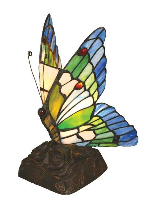 Chloe Lighting - Butterfly Accent Table Lamp