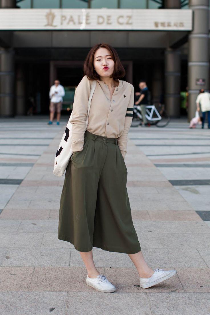 On The Street Im Yuyeon Busan Busan Street And Korean Fashion