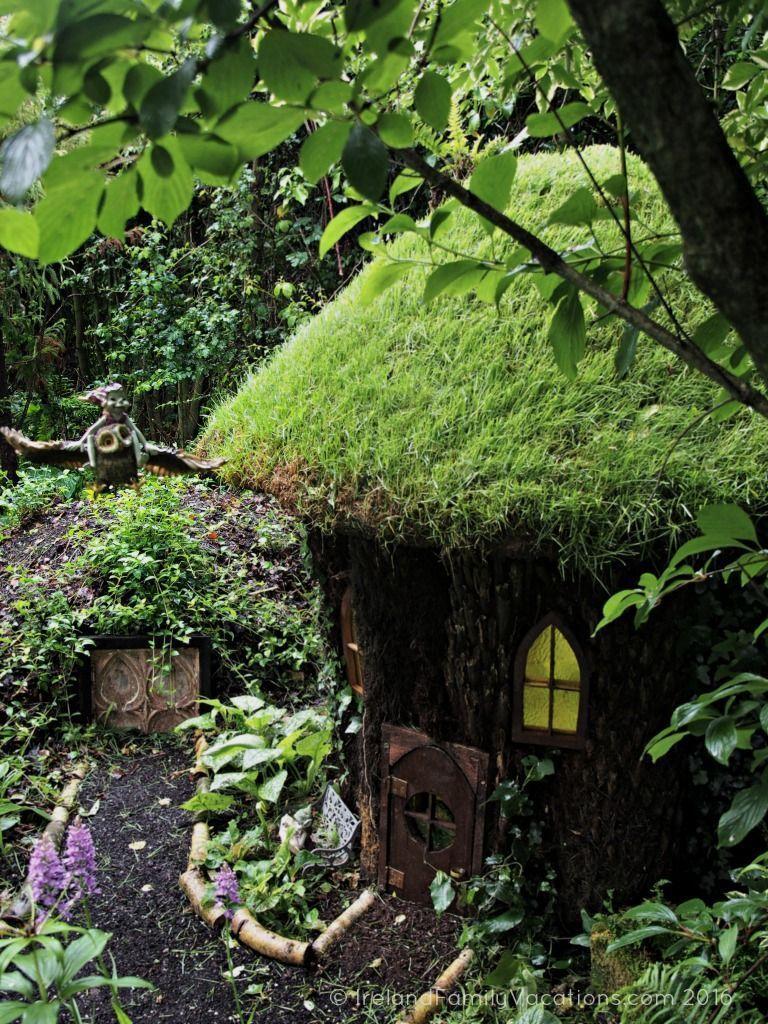245 best images about Irish fairy gardens on Pinterest ...  |Fairy Garden Ideas Ireland