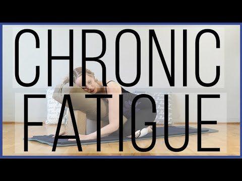 1 hour restorative yoga for chronic fatigue  yoga with