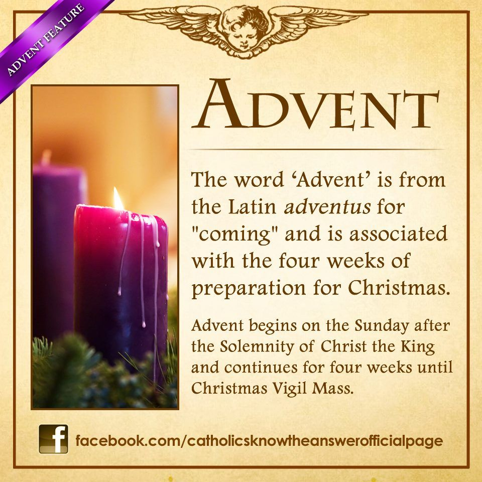 Advent explanation christmas pinterest advent advent ideas advent explanation buycottarizona Image collections