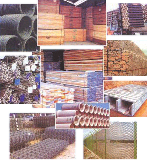 Know best quantity and quality of construction material for your  construction site