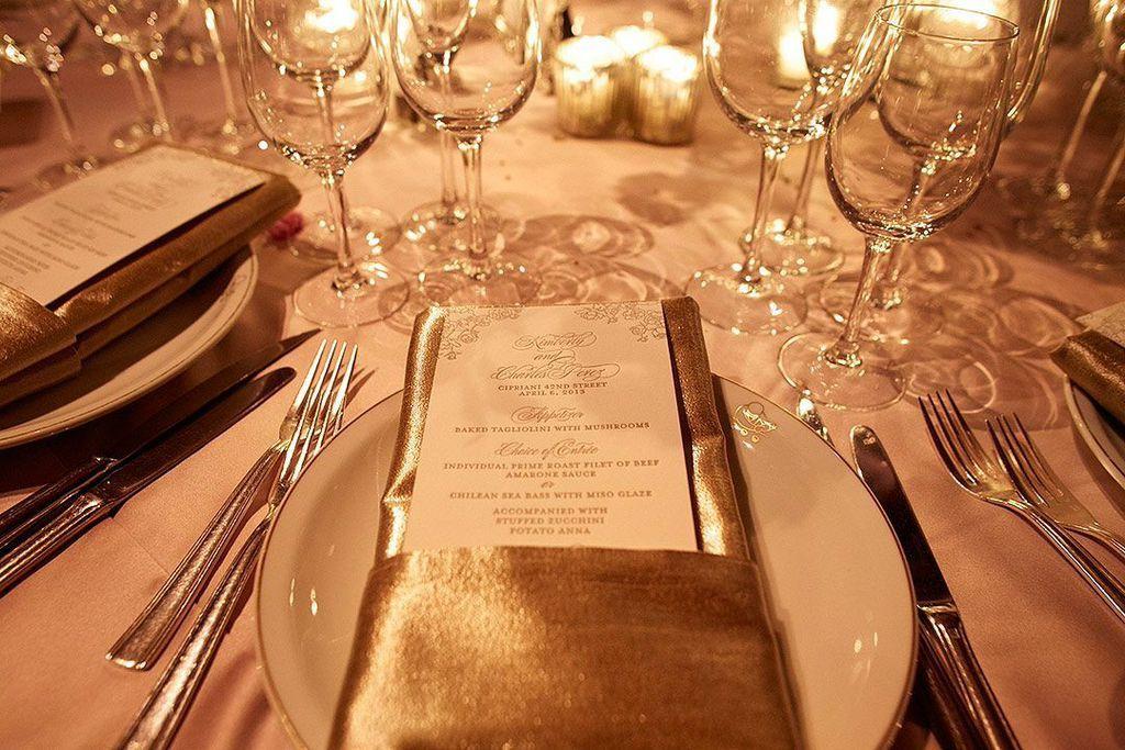 Stunning New York Wedding by Daughter of Design