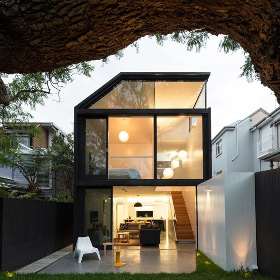 Christopher Polly Architect  Maison Cosgriff Architects