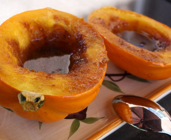 """Share the post """"Soul Warming Acorn Squash Recipe""""  FacebookTwitterGoogle+PinterestE-mail   Here it is the cutest squash I have ever found! It's called Acorn Squash, we picked it up at the …"""