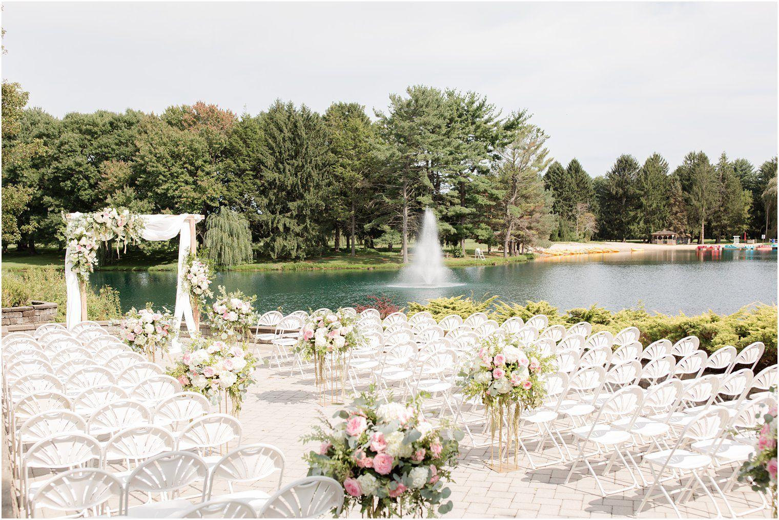 Outdoor Wedding Venues NJ Outdoor wedding venues, Nj