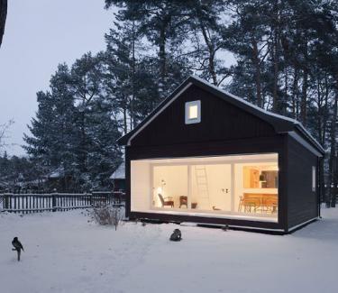 Hauser Award 2012 Kostengunstige Hauser Waldhaus Haus Architektur Haus