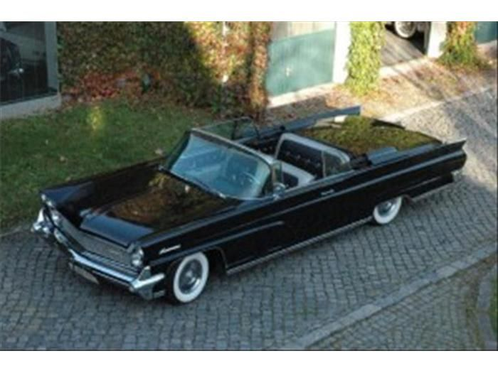 1959 Lincoln Continental Lincoln Continental Lincoln