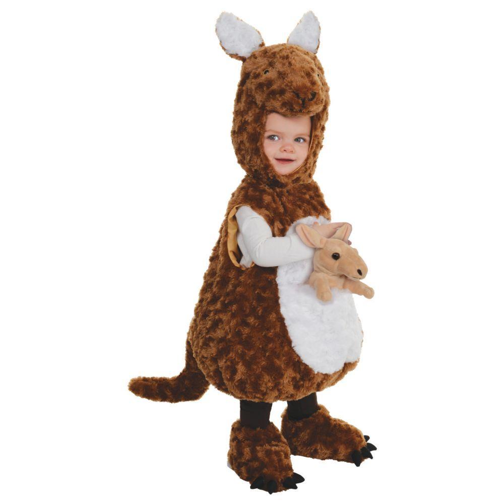 Kangaroo Halloween Costume for Toddlerss