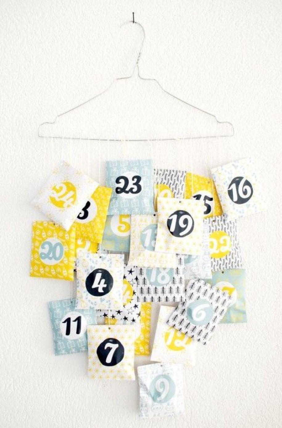 24 idées pour un calendrier de l'avent fait maison #calendrierdelaventfaitmaisontissu 24 idées pour un calendrier de l'avent fait maison #calendrierdelaventfaitmaisonfacile