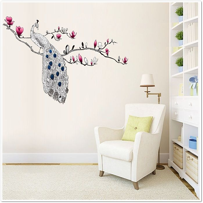 Marvelous $35 Writing On The Wall | Peacock U0026 Magnolia Wall Decal | Online Store  Powered By Part 12