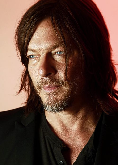 Norman Reedus-Inspiration for Minister Wynder Devereax (Reese's great great grandfather)