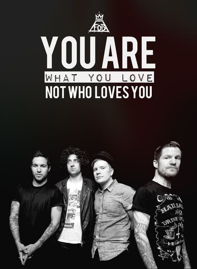 Save Rock And Roll- Fall Out Boy