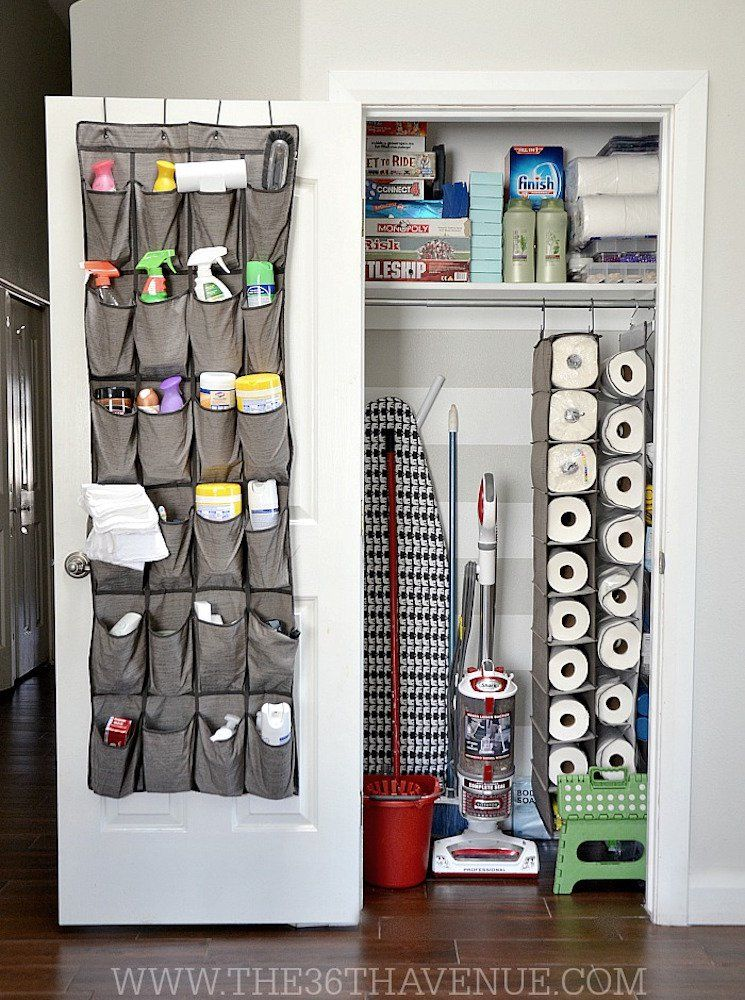 Small Closets Present Big Challenges. But There Are A Bevy Of Brilliant  Organizing Solutions You