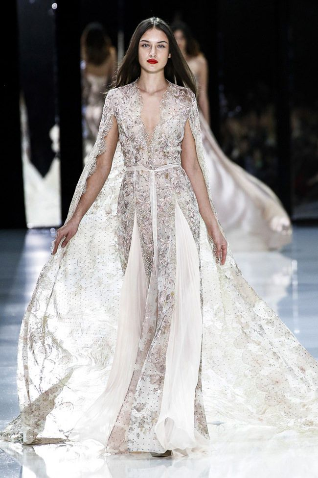 Ralph & Russo Spring 2018 Couture Collection | Tom + Lorenzo ...