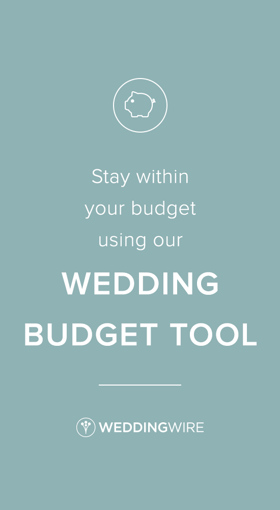 planning a wedding sign up for our free budgeting tool to keep payments on track