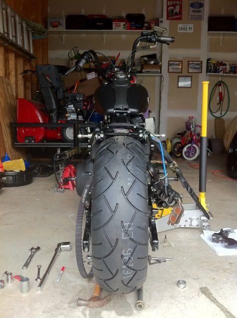 Rear Tire 18 180 55 Vs 200 50 Harley Riders Usa Forums Tire Softail Slim Dyna Super Glide