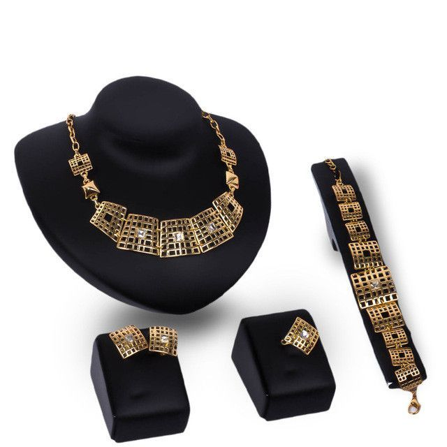 Hot Selling ! African Style Jewelry Set
