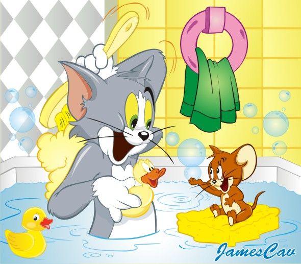 Tom & Jerry by James Cav Rios [©2010-2016 jamescav]
