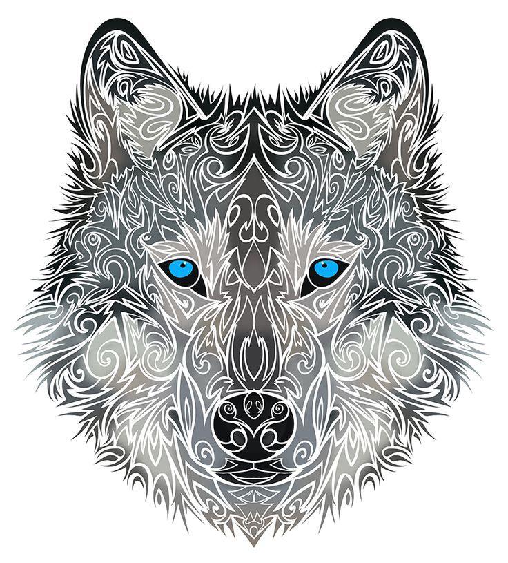 Tribal Wolf Tattoos Wolf Tattoos And W 246 Lfe On Pinterest Sick Tattoo Background Pinterest