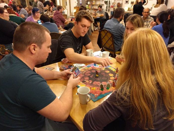 The Board Game Cafe In Ohio That S Oodles Of Fun In 2018 I