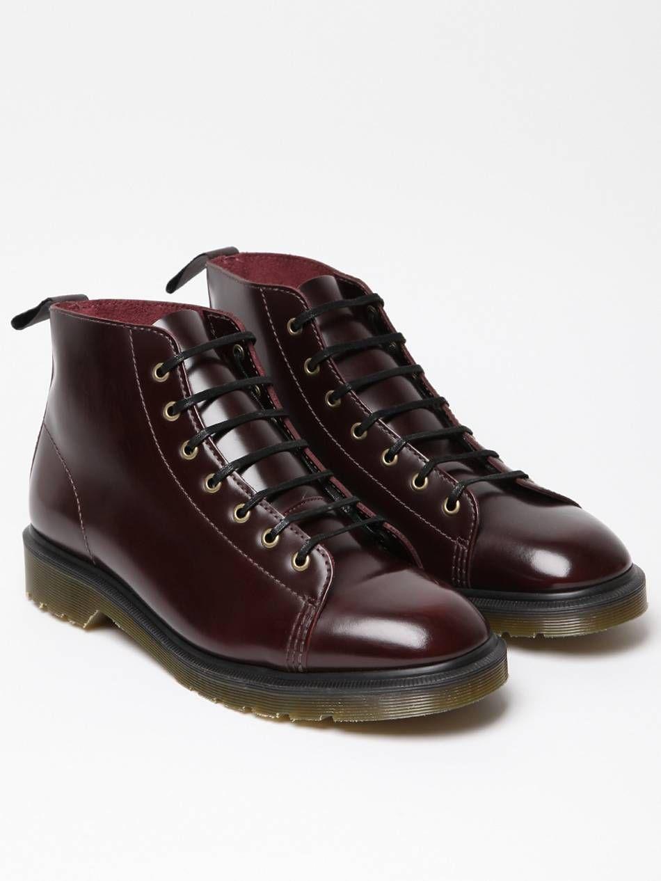 1979 Vintage Dr. Martens Solovair Steel Toe 12 Boots 6Eye