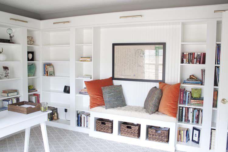 top 7 des meilleurs hacks les plus cr atifs de la biblioth que billy d 39 ikea ikea hack. Black Bedroom Furniture Sets. Home Design Ideas