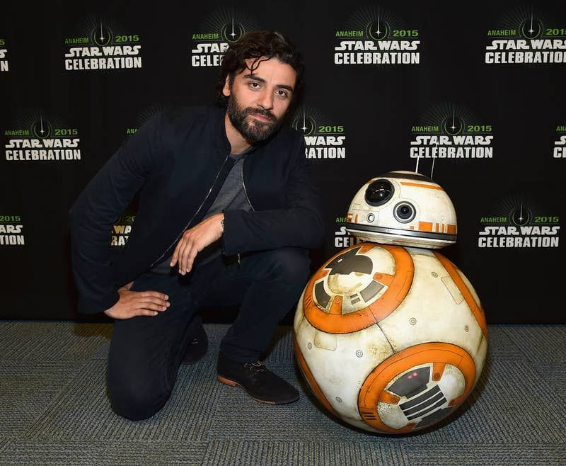 21 Times We All Fell Head Over Heels For Oscar Isaac