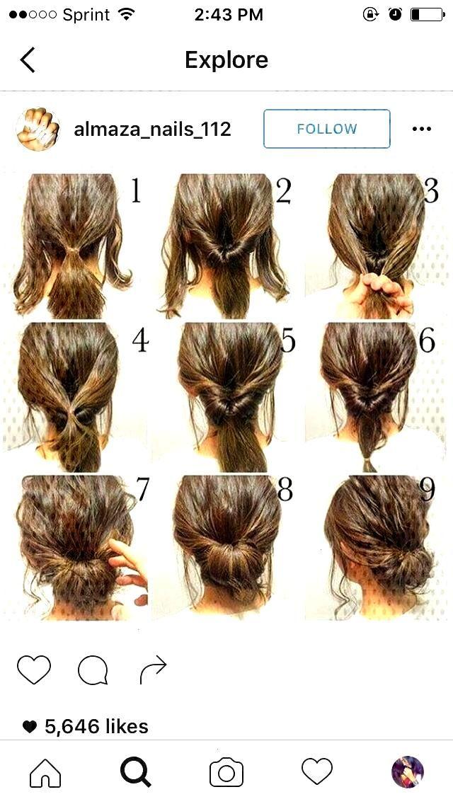 Luxury Long Hairstyles Updo Simple - New Hair Models - -
