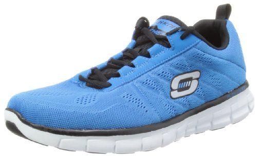 Skechers SynergyPower Switch, Herren Sneakers, Blau (BLBK), 46 EU - http://on-line-kaufen.de/skechers/46-eu-skechers-synergy-power-switch-herren-5