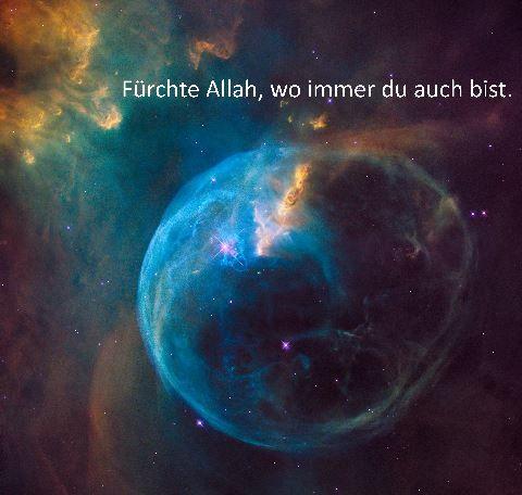 islamische kurze sprüche