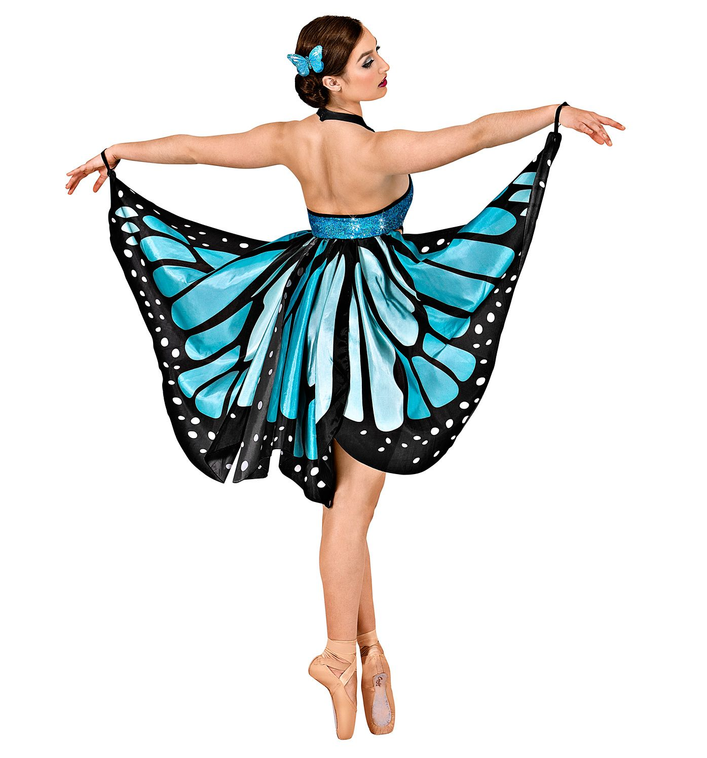 butterfly costume set diy dance. Black Bedroom Furniture Sets. Home Design Ideas
