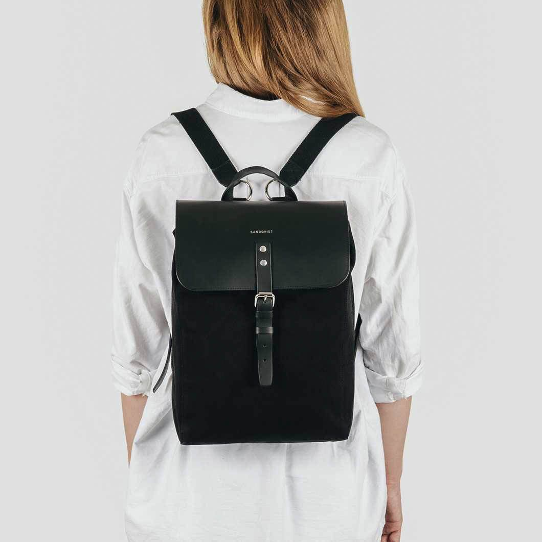 The Best Scandinavian Backpacks To Buy Now Canvas Backpack Leather Backpacks