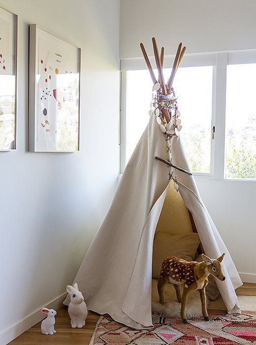 Luxury Girls Bedroom Designs: Inside Stylist Jessica De Ruiter's Considered, Cozy L.A