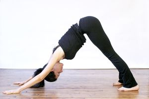 need a break from sun salutations try this moon