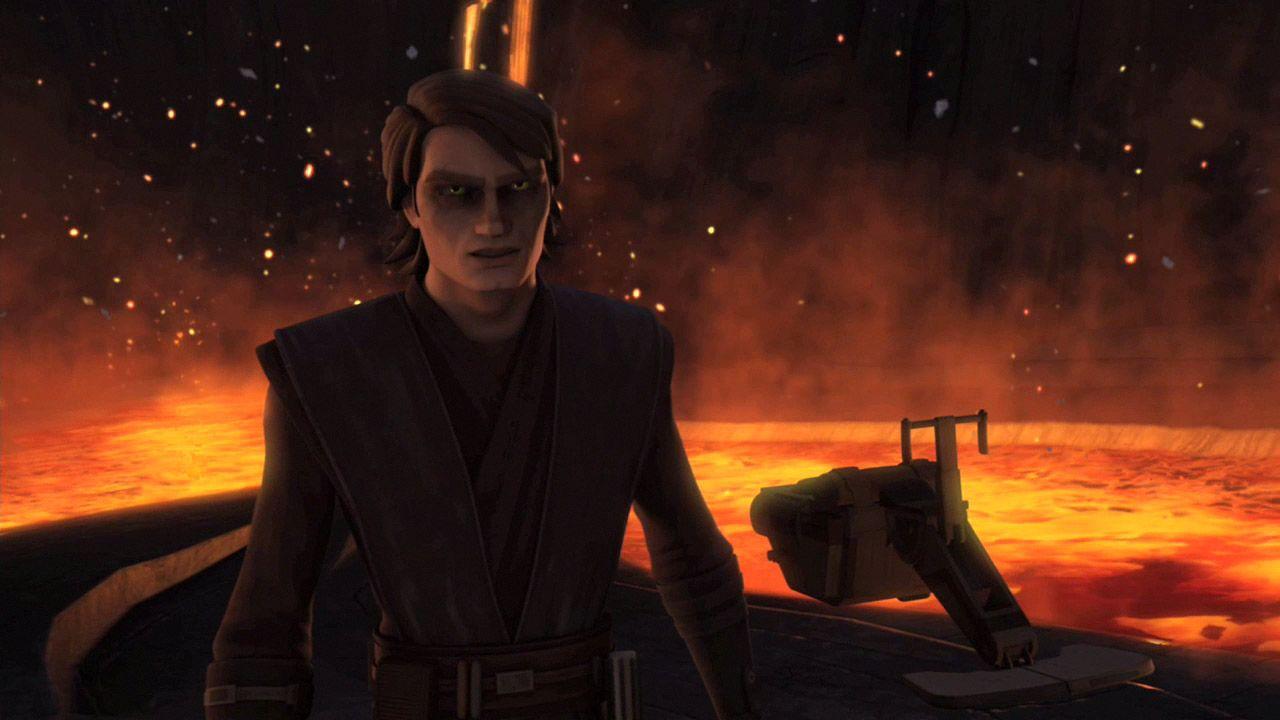 Clone Wars Anakin Skywalker Wallpaper Dark Anakin Anakin Skywalker Clone Wars Skywalker