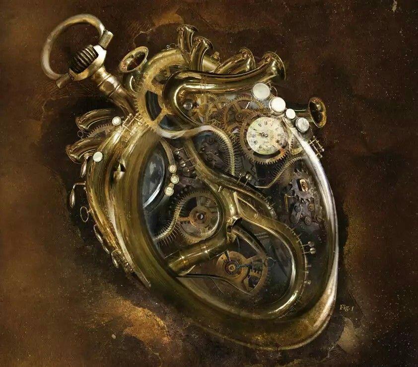 The Clockwork Music.
